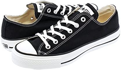 CANVAS ALL STAR J OX BLACK 【MADE IN JAPAN】 【日本製】