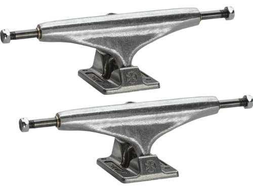 Independent [Stage-11] 149mm Raw Skateboard Trucks (Set Of 2) ()