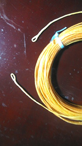 New Silk Fly Line DT4,With Nano Casting Double Tapered Braided At 27 Metres.