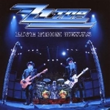 zz top live in texas - 2