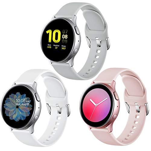 Malla para Galaxy Watch Active/active2 Small Pack 3
