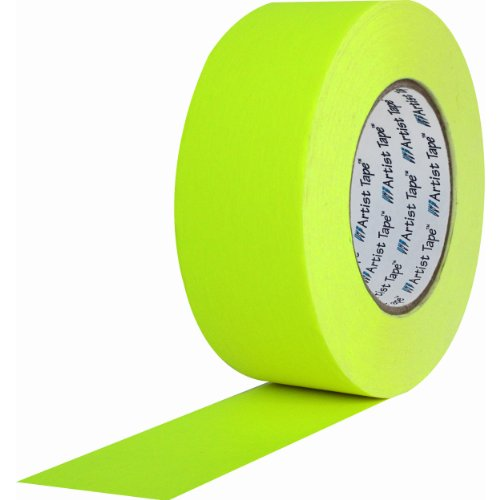 ProTapes Artist Tape Flatback Printable Paper Board or Conso