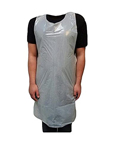 ProCES Disposable Poly Aprons - Poly Disposable Aprons