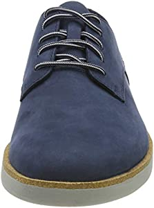 Details about  /Mens Clarks /'Fairford Run/' Nubuck Leather Casual Lace Up Shoes