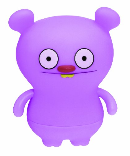 UglyDoll Series 2 Trunko Purple Action Figure from Uglydoll