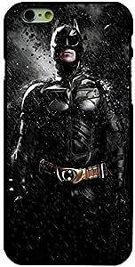 Marvel batman back case cover for iPhone 6 / 6s