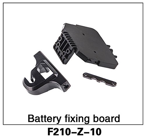 Walkera F210 RC Helicopter Quadcopter spare parts F210-Z-10 Battery fixing board