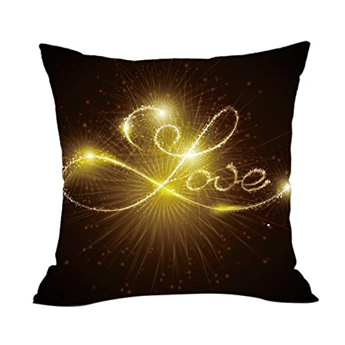 TIED RIBBONS Together Forever and Ever Decorative Throw Pillow 16 inch X 16 inch with Insert and Couple Teddy Bear Romantic Birthday for Girlfriend Boyfriend Husband Wife Him Her Men Women