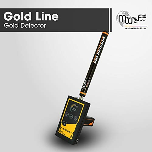 Amazon.com : MWF Gold LINE Metal Detector - Underground Depth Scanner & Distance Targeting - Professional Metal Detector-Find Gold Fields, Gold Nuggets, ...