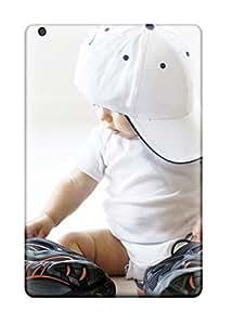 High Grade CaseyKBrown Flexible Tpu Case For Ipad Mini/mini 2 - Cute Baby Boy