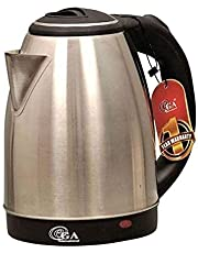 Electric water kettle from Aga 1.8 liter stainless steel