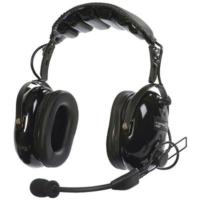 Flightcom VENTURE 50 Passive Aviation Headset from Flightcom