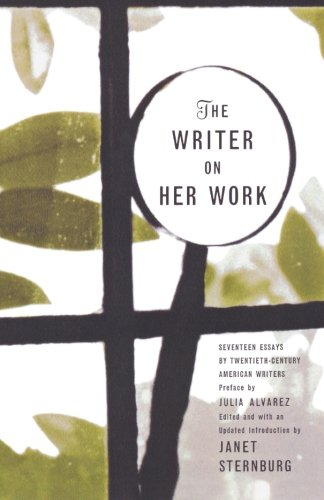 Image of The Writer on Her Work