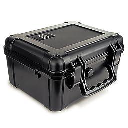 S3 Waterproof, Dustproof, Hard Case for Universal - Non-Retail Packaging - Black