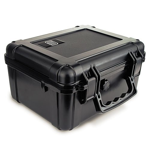 S3 Cases 6500 Black No Foam - ZS3-6500-03 by S3 Cases (Image #1)