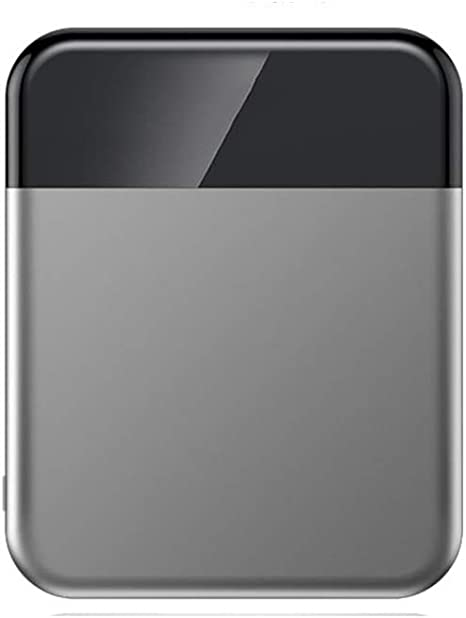 DJG Teléfono móvil Proyector de la máquina Hogar Pequeño Mini WiFi ...