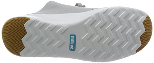 Native Unisex Moc Pigeon Apollo Shell White Grey Fashion Sneaker r6qwrz7