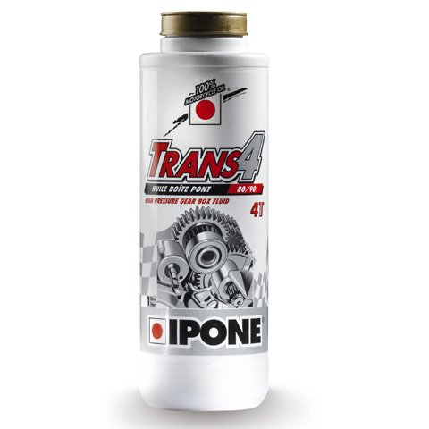 Ipone trans4 ATV潤滑剤1l B0055DR5XM