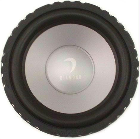 NEW! DIAMOND AUDIO D610D4 10