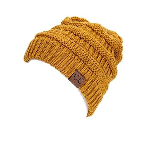 MD8_(US Seller)Beanie Unisex Skully Ski Hat Warm Cap