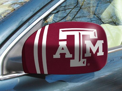Fanmats Texas A&M University Small Mirror Cover Size=5.5''x8'' NCAA School -12021 by FANMAT
