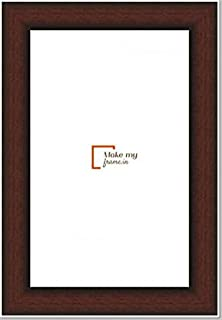 12x18 inch photo picture frame in cherry wood finish for framing documents photos