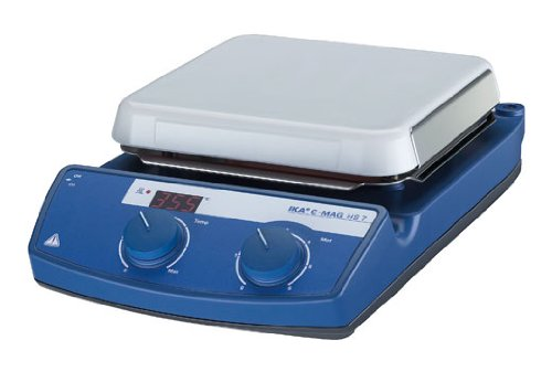 IKA 3581201 C-MAG HS 7 IKAMAG Glass Ceramics, Magnetic Stirrer, Hotplate, 115V - Ika Hot Plate