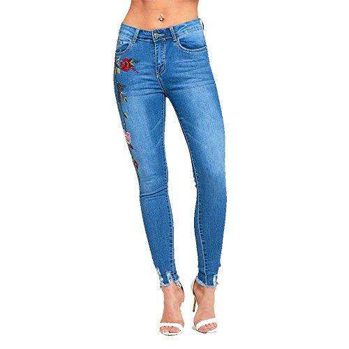 Genesis - Jeans - Femme HS3599-Blue