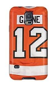 Galaxy S5 Case Bumper Tpu Skin Cover For Philadelphia Flyers (3) Accessories