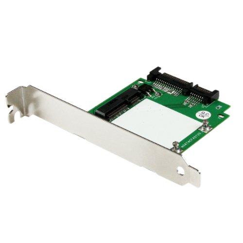 StarTech com 2 5 Inch Adapter Brackets SAT32MSATPEX