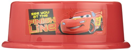 "Disney Cars""See You at The Finish Line"" Step Stool"