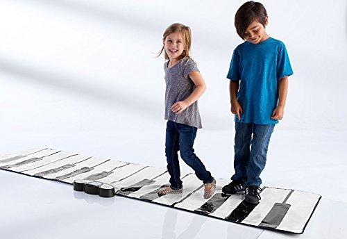 Giant Floor Piano Play Mat with Speaker Plug-in Giant Floor Piano Play Mat with Speaker Plug-in (Floor Piano Keyboard)