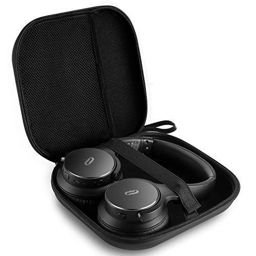 TaoTronics Headphone Case Storage Bag Travel Carrying