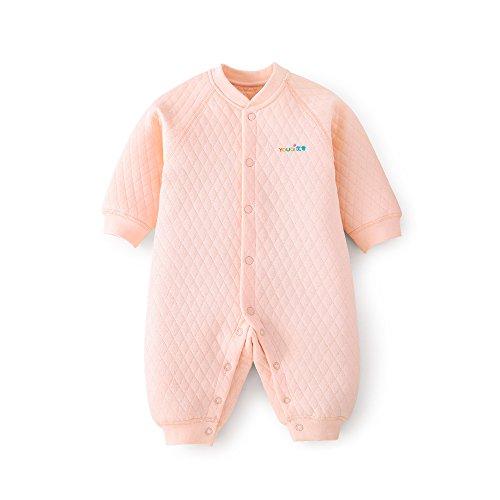 Orange Jumpsuit Costume Walmart (YOUQI Baby Clothes Girl Romper For Baby Boys Winter Jumpsuit Clothing Toddler Spring Bodysuit (18-24 Months, Orange))