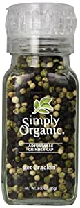 Simply Organic Get Crackin' Certified Organic, 3-Ounce Container