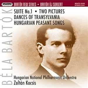 Bartok New Series Suite No. 1