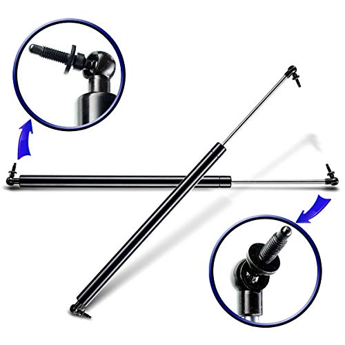 2pcs Rear Liftgate Lift Supports Shock Struts Gas Springs Damper for 1996-2000 Chrysler Town & Country Dodge Caravan Plymouth Voyager