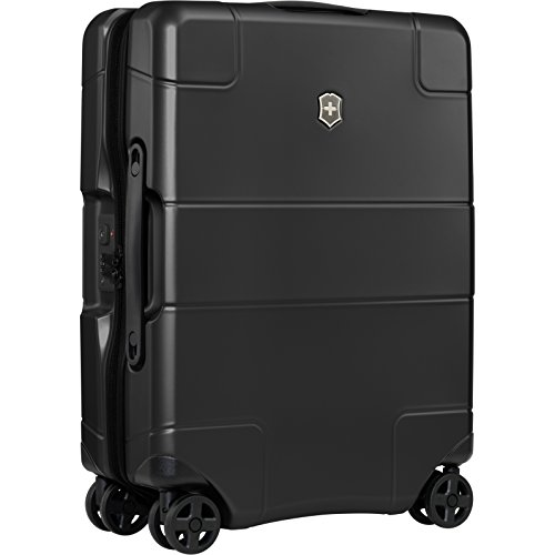 Victorinox Lexicon Hardside Global 8-Wheel, Black