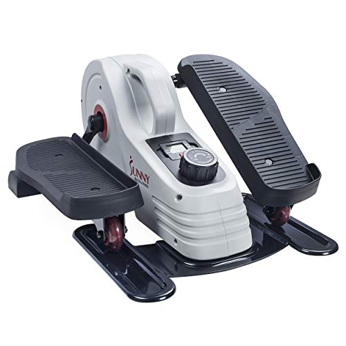 Sunny Health & Fitness Fully Assembled Magnetic Under Desk Elliptical – SF-E3872 by Sunny Health & Fitness (Image #3)