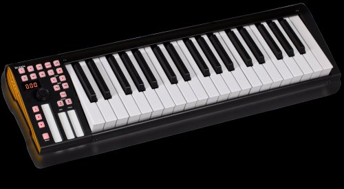 icon ikeyboard 4 37 key midi controller incl cubase le buy online in uae electronics. Black Bedroom Furniture Sets. Home Design Ideas