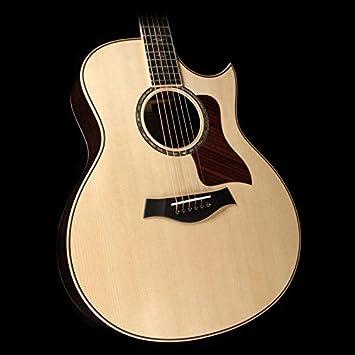 Taylor 816 ce edición limitada Florentine Cutaway Grand Symphony guitarra acústica/eléctrica Natural: Amazon.es: Instrumentos musicales
