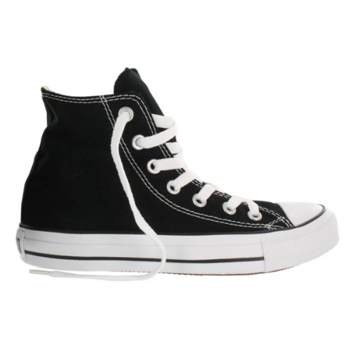 Converse Unisex Chuck Taylor Core Hi Sneaker Black 12 M US