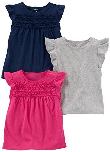 Carters-Girls-3-Pack-Flutter-Sleeve-T-Shirt