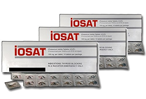 IOSAT - Pack of 3 by Iosat - October 2024 Expiration ()