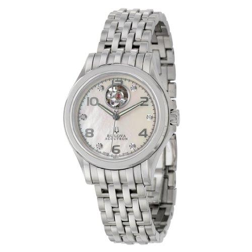 (Bulova Accutron Kirkwood Women's Automatic Watch 63P102)