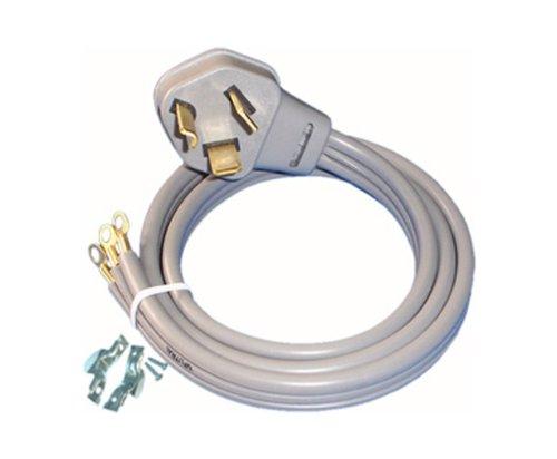 Conntek RL-40105 6-Feet 3-Wire 30-Amp 250-volt Dryer Cord Rl Wire