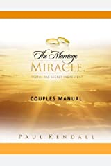 The Marriage Miracle Couples Manual Paperback