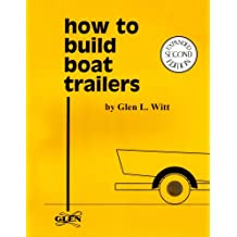 How to Build Boat Trailers