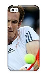Sherry Green Russell's Shop 5c Scratch-proof Protection Case Cover For Iphone/ Hot Andy Murray Phone Case