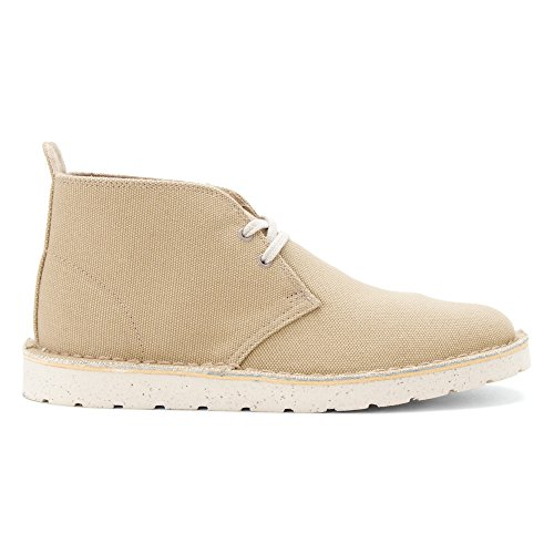 Clarks Womens Desert Aerial Boot Sand Canvas Size 9.5 shop for for sale discount discount factory outlet discount exclusive clearance find great uRsmlLl8nF